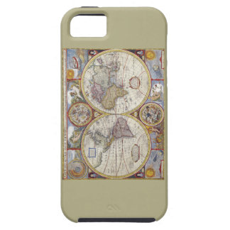 Antique World Map iPhone 6/6s Case