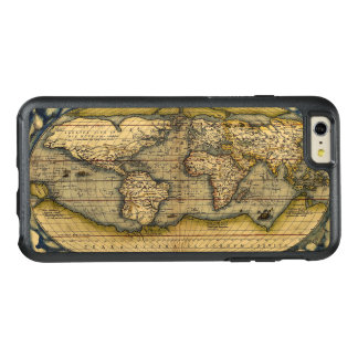Antique World Map OtterBox iPhone 6/6s Plus Case