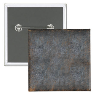 Antique Worn Book Leather 2 Inch Square Button