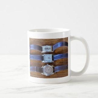Antique Wrist Watches Coffee Mug