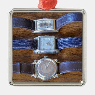 Antique Wrist Watches Metal Ornament