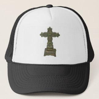 AntiqueCross032710 Trucker Hat