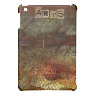 Antiqued Arts Cover For The iPad Mini