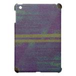 Antiqued Purple & Gold Speck Case iPad Mini Cases
