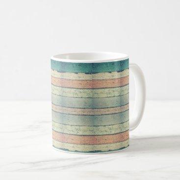 Professional Business Antiqued Wood Mug