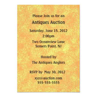 Antiques Auction Announcement