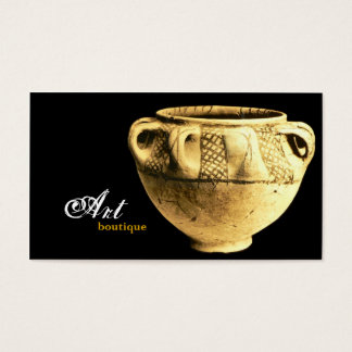 Antiques Boutique Business Card