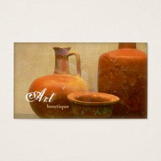 Antiques Boutique Business Card