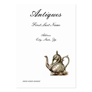 Antiques Business Card Templates