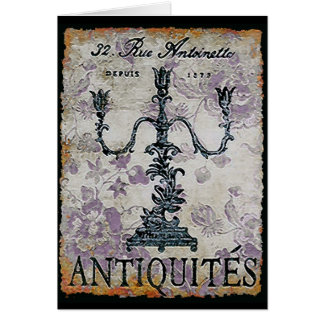 Antiquities ~ Card