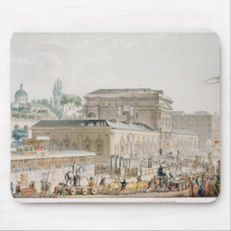 Antiquities found at Herculaneum Mouse Pad