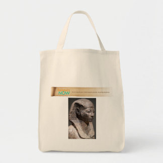 AntiquityNOW Banner Grocery Tote with Hatshepsut Bag