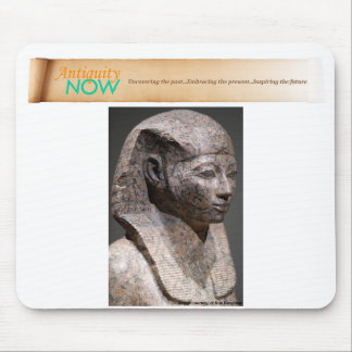 AntiquityNOW Banner Mousepad with Hatshepsut