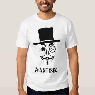 #Antisec FACE Tee Shirt