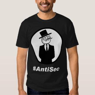 #AntiSec LOGO - B T-shirt