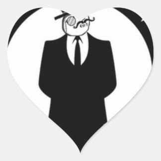 antisec logo sticker