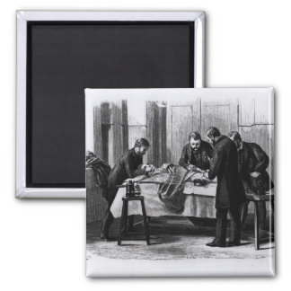 Antiseptic Surgery, 1882 Magnet