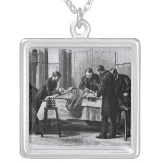 Antiseptic Surgery, 1882 Custom Jewelry