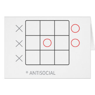 ANTiSOCIAL Card
