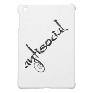 antisocial case for the iPad mini