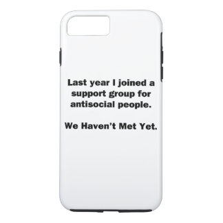 Antisocial Group iPhone 8 Plus/7 Plus Case