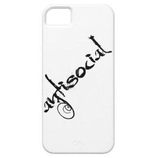 antisocial iPhone SE/5/5s case