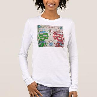 antispeciest long sleeve T-Shirt