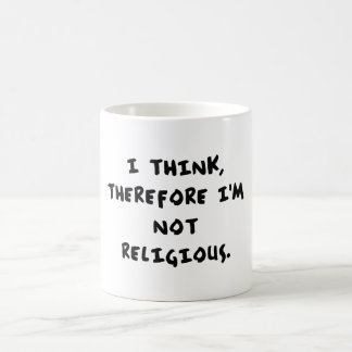 AntitheisAtheist Mugs