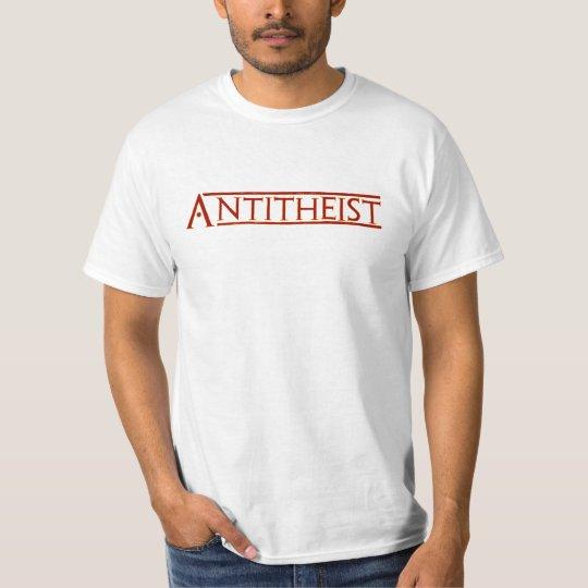 Antitheist Playera