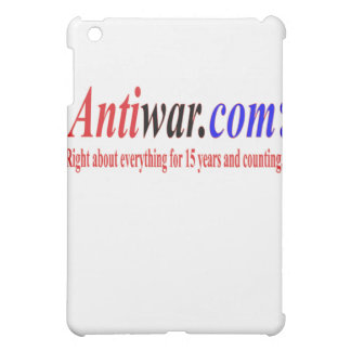 Antiwar.com right about everything iPad mini covers
