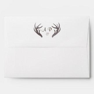 Antlers envelope