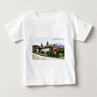 Antlers Hotel, Color Springs, Colorado Baby T-Shirt