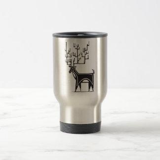 Antlers Reindeer Coffee Mug
