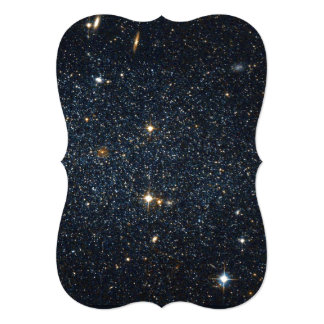 Antlia Dwarf galaxy 5x7 Paper Invitation Card