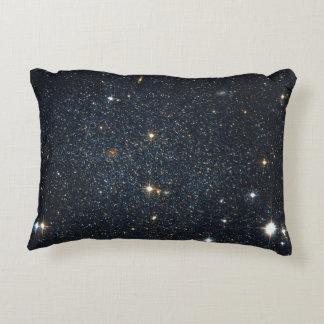 Antlia Dwarf galaxy Accent Pillow