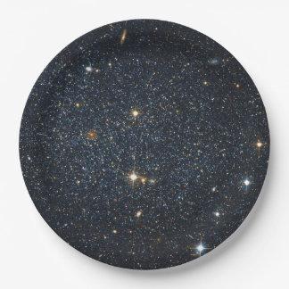 Antlia Dwarf galaxy Paper Plate