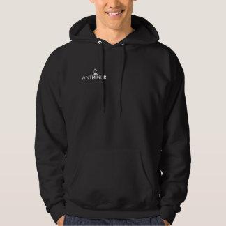 Antminer Apparel Pullover Black Hoodie