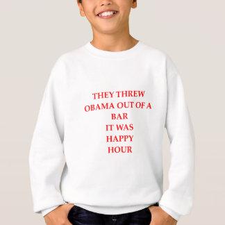 anto obama joke sweatshirt