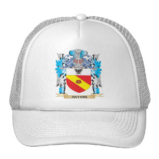 Antoin Coat Of Arms Hat