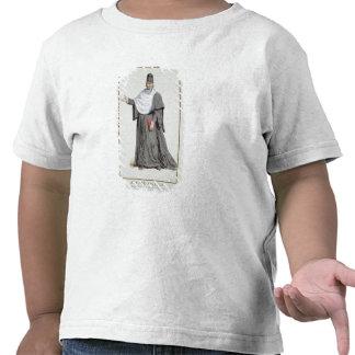 Antoine Arnauld (1612-94) de 'DES Estamp de Camisetas