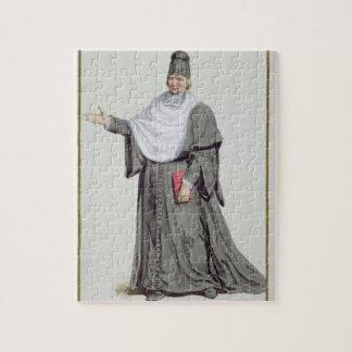 Antoine Arnauld (1612-94) de 'DES Estamp de Receui Rompecabeza Con Fotos