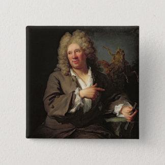Antoine Coysevox  1711 Button