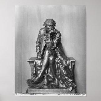 Antoine Laurent Lavoisier Poster