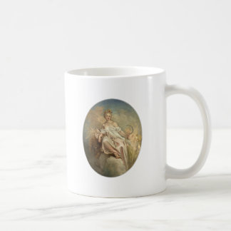 Antoine Watteau Ceres (Summer) c1717-1718 Coffee Mug