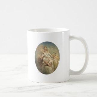 Antoine Watteau Ceres (Summer) c1717-1718 Coffee Mug