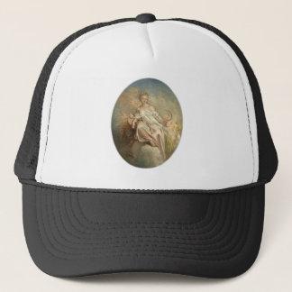 Antoine Watteau Ceres (Summer) c1717-1718 Trucker Hat