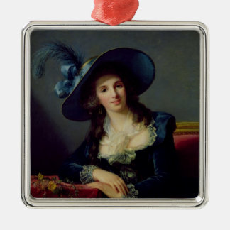 Antoinette-Elisabeth-Marie d'Aguesseau Metal Ornament
