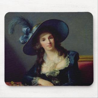 Antoinette-Elisabeth-Marie d'Aguesseau Mouse Pad