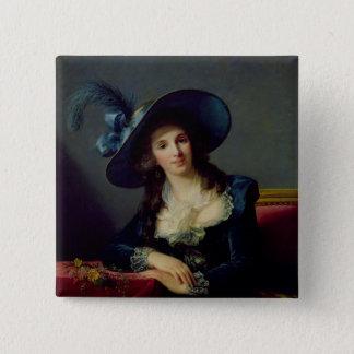 Antoinette-Elisabeth-Marie d'Aguesseau Pinback Button