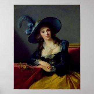 Antoinette-Elisabeth-Marie d'Aguesseau Poster